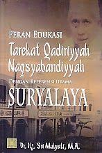 TOKO BUKU RAHMA: PERAN EDUKASI TAREKAT QADIRIYYAH NAQSYABANDIYYAH D...