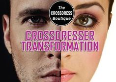 Crossdress Boutique - Transformation Makeup and Tips. Read More: http://www.crossdressboutique.com/crossdresser-transformation-10-makeup-essentials/