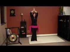 Belly Dance Hands Tutorial - YouTube