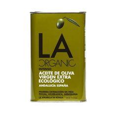 LA Organic Intense Extra Virgin Olive Oil 500 ml. - Premium Extra Virgin Olive Oil. (€16.00) - Svpply