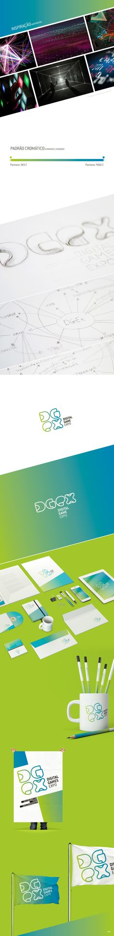 DGEX on Behance
