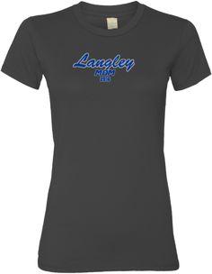 Langley Air Force Base Ladies' Basic Crew   KART KONG
