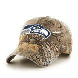 Seattle Seahawks Camo Hats