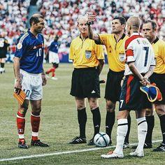 '04 Zidane - Beckham France - England
