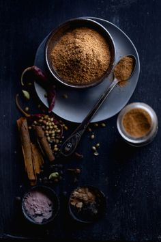 Sinfully Spicy - Homemade Chaat Masala (Hot & Tangy Indian Spice Blend) Recipe