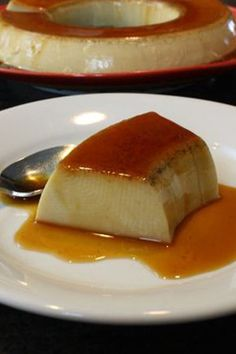 Pin for Later: This Classic Coconut Flan Will Make You Jiggle With Happiness