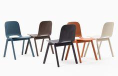 stacking touchwood chair by lars beller fjetland for discipline