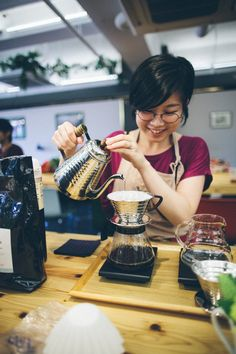 tech/candid: Vincent's Coffee Pop-up #2 | Ryozan Park Otsuka, Tokyo