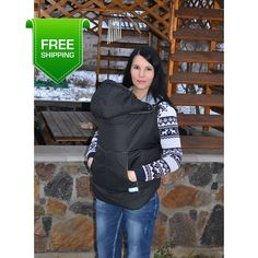 Maternity coat extender Navy, Babywearing Coat Extender, Baby carrier cover, Toddler carrier cover, Babywearing, Mei Tai cover, Baby sling cover, Baby wrap cover FREE SHIPPING WORLDWIDE! Baby / toddler carrier cover - winter. This is not a baby wearing carrier its a cover and for baby