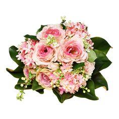 #Pink #Roses, #Hydrangeas and #Berries #SilkFlowers #Bowral