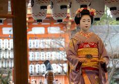 Ichinana during Setsubun