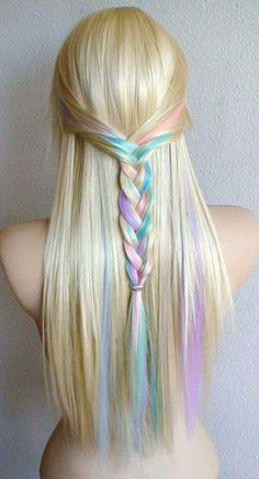saç tebeşiri hair chalk