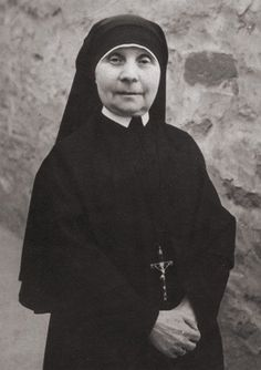 Maria Agnese Tribbioli, Italy - The Mother Superior of a convent in Florence where Jewish families were hidden during the German raids. #WomensDay #wmnhist