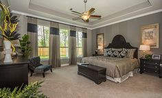 Master Bedroom - Waters Edge: Vista Collection
