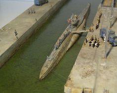 submarine maritimes allemands de la Seconde guerre mondiale