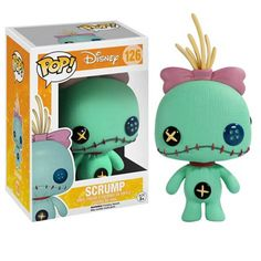 Disney Lilo & Stitch POP Scrump the Doll Vinyl Figure