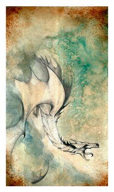 Mist Dragon O Ka Fee by RubisFirenos.deviantart.com on @deviantART