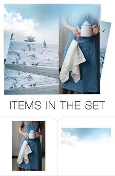 """""""Seabreeze"""" by lvoth ❤ liked on Polyvore featuring art"""