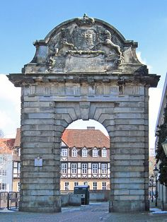 Hannover - Marstalltor