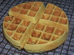 Almond Flour Waffles - Gluten Free | Low Carb Yum
