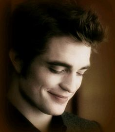 Edward and Rob. Yes, I'm in love with a fictional character and real character at the same time.