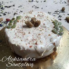 RAW caramel CAKE #cake #raw #vegan #tort #natural