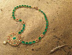 GANJAM 05 Necklace The Heritage Line Ganjam