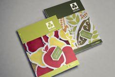 Cuadernos para la empresa Magan