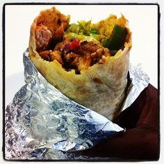Chilangos chicken burrito - #munched