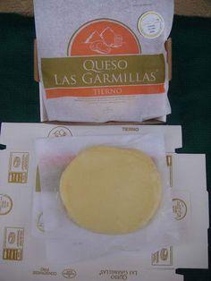 Queso semicurado Las Garmillas  #Cantabria #Spain