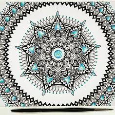 The colored version. #doodle #doodling #illustration #iblackwork #art #artwork #artdiscover #featuregalaxy #artspipl #doodlingworld #arts_help #artsmaniacz #artshow #arts_secret #art_collective #art_spotlight #art_empire #blvart #zentagle #zentangleart #zentanglemandalalove #artspipl #mandalasharing #mandala_sharing #mandalala #blxckmandalas #art_conquest #featuring_art #artist_features #artist_sharing #mandala