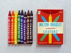 MB Crayons