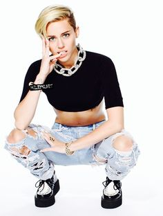 | Miley Cyrus |