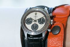 La légendaire Rolex Daytona Paul Newman