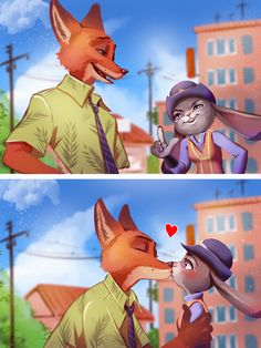 Zootopia by Lillkun on DeviantArt