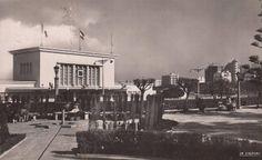 La gare, Tangiers