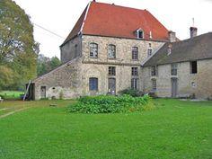 Commune de Adelans et le Val de Bithaine, avec son abbaye de l'ordre de Citeaux. #hautesaone