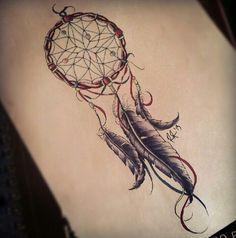 30 Mejores Imágenes De Tatuaje Atrapasueños Best Tattoo Ever