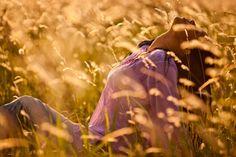wheat field woman....