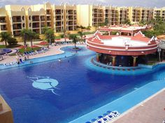 Playa del Carmen, Mx - Royal Haciendas Resort & Iberostar Paraiso Lindo  - Aug, 2011