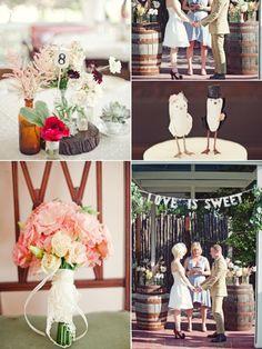 Little Love Birds on Blog Little White Book