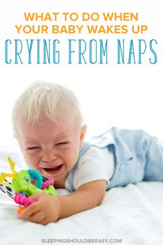 5 Reasons Your Baby Wakes Up Crying Hysterically ...