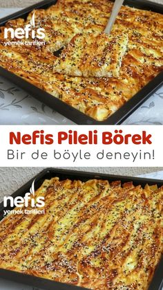 Banana Pudding, Banana Bread, Turkish Recipes, Ethnic Recipes, Wie Macht Man, Homemade Beauty Products, Lasagna, French Toast, Brunch