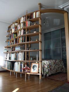 Libreria - alcoba