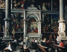 Thomas Struth: San Zaccaria (1996.297) | Heilbrunn Timeline of Art History | The Metropolitan Museum of Art