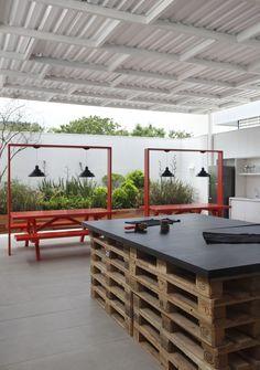 Inspiration - Mesa de Pallets > COOL