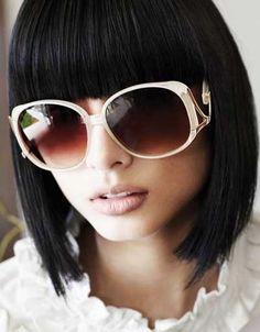 Die 29 Besten Bilder Von Brillen Women Short Hair Hairstyle Ideas