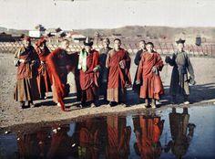 Albert Kahn – Mongolia photos