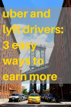 Are you considering jumping on the bandwagon and trying out driving with Rideshare companies like Uber or Lyft? If so, then here are 3 easy ways to maximize your earnings with each rider you have. Now, these tips do… Continue Reading →