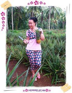 ✂ Mrs Pauly & Jenna meets #Pineapplelada <3 ✂ ✂ <3 Sri Lanka ...seufz...ich will zurück ins Paradies <3 ...warum gehen 16 Tage nur sooooOooOo schnell rum?? :) <3 ✂ Heute nehme ich Euch mit zur Sightseeing Tour... <3 ...zu einer Obstplantage <3 ...zum Elefanten Waisenhaus <3 ...zu einem Botanischer Garten <3 ...nach Kandy zum Zahntempel  ✂ Weitere Infos und Pics im Hummelschn Blog ;) <3 ✂ http://hummelschn.blogspot.de/2016/06/mrs-pauly-jenna-meets-pineapplelada.html